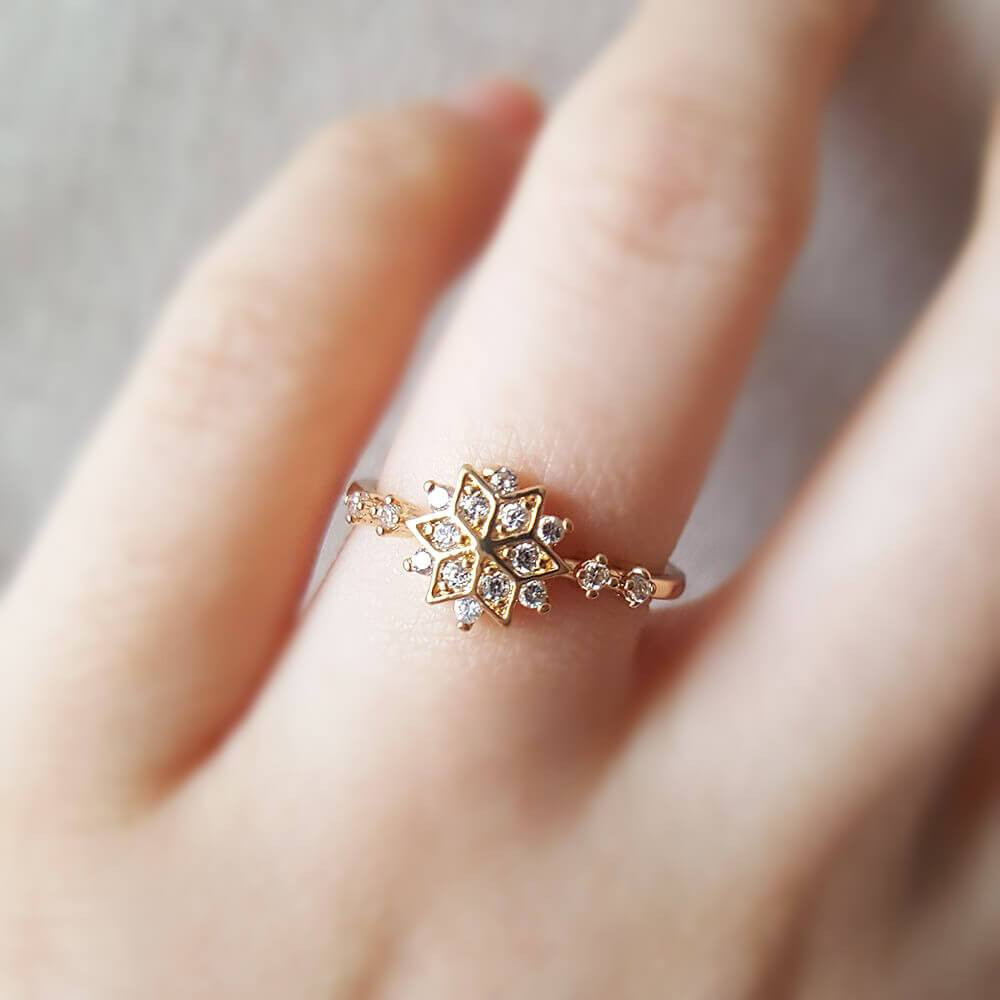 c461319a597e50 Very pretty and dainty. Beautiful sparkle in stones. Very pleased with this  ring